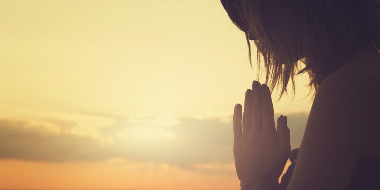 DIALOGUE IN PRAYER