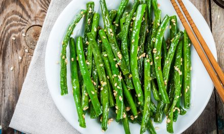 ASIAN SESAME GREEN BEANS